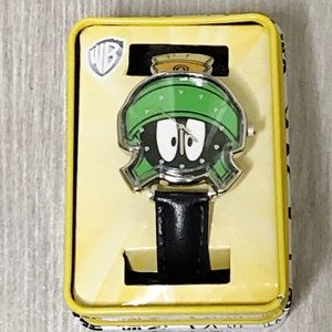 Looney Tunes Marvin the Martian Watch Warner Bros.